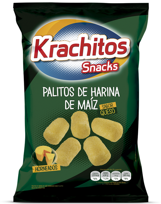 Palitos De Maíz Krachitos Snacks